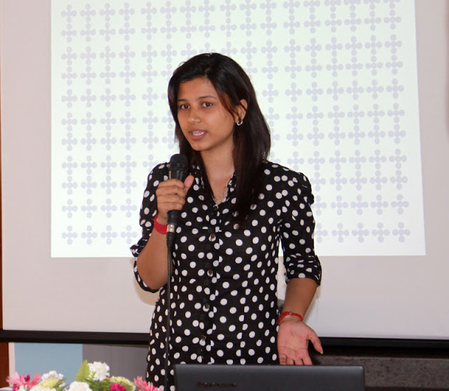 Cloudworker Sunita sharing her experience