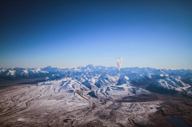 Google Loon + CloudFactory = Global Impact