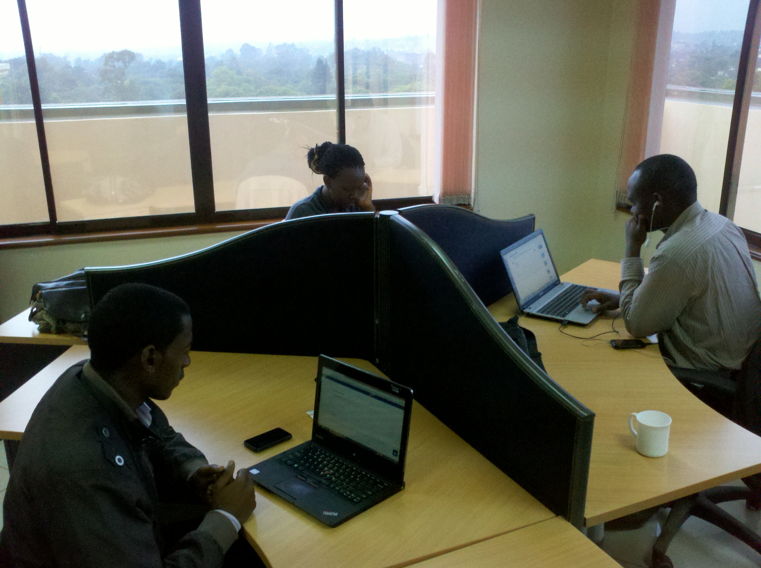 CF-Kenya-Workspace