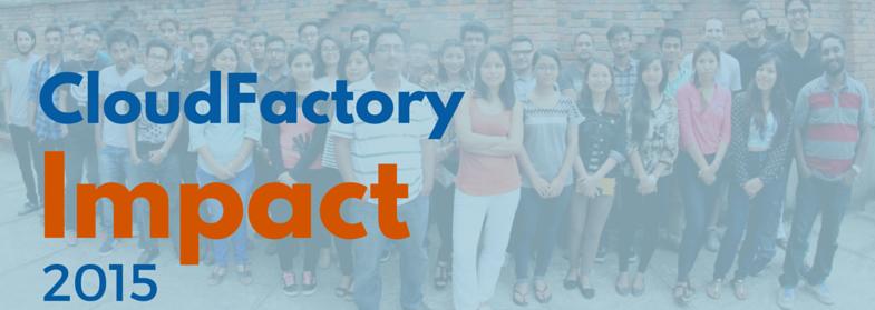 Social Impact Report 2015 CloudFactory