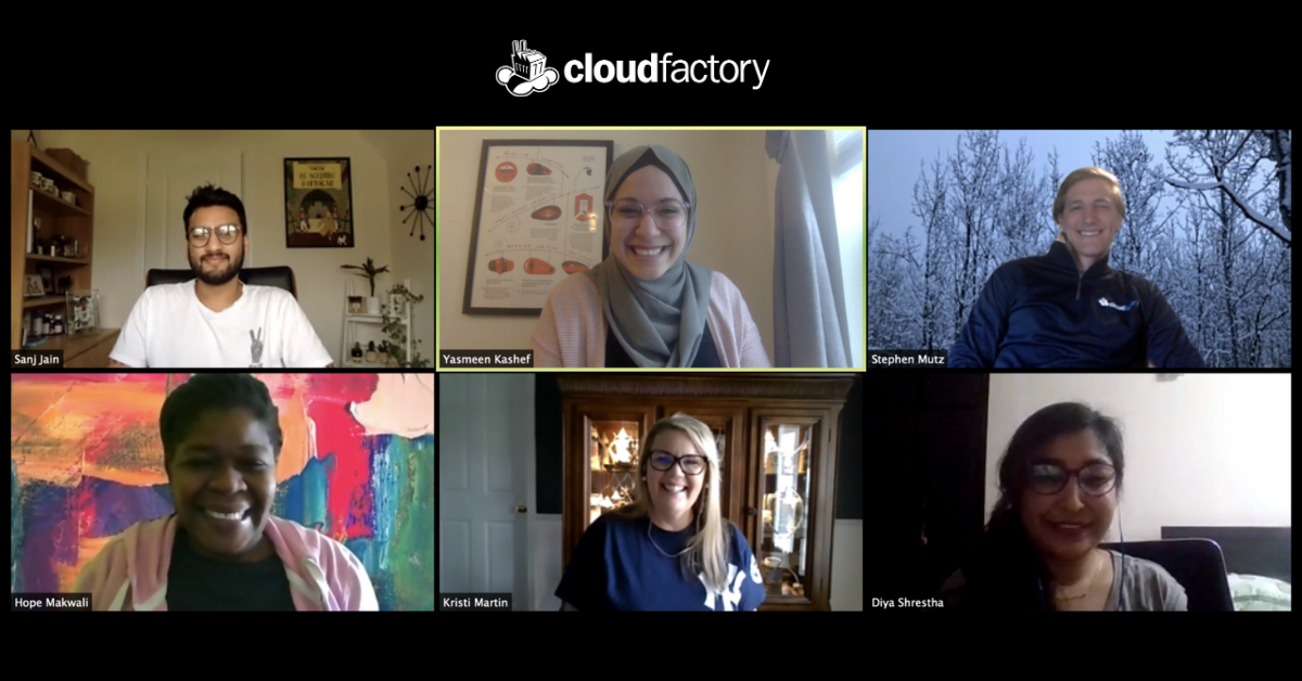 From Meals to Video: Connecting a Remote, Global Workforce