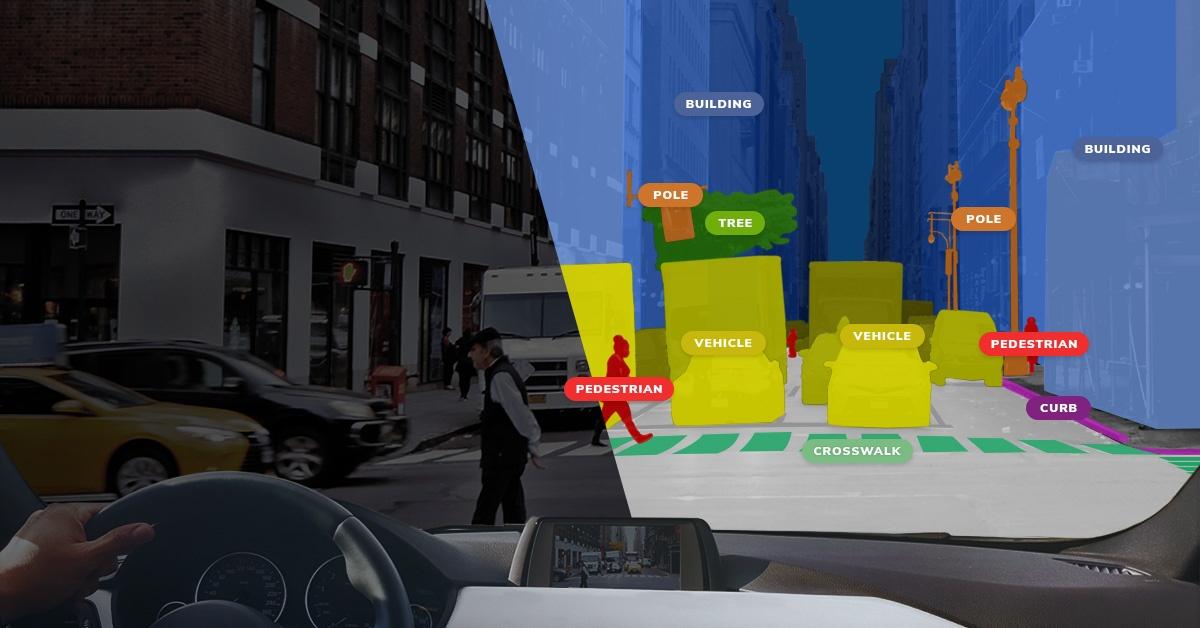 preparing training data sets for autonomous driving
