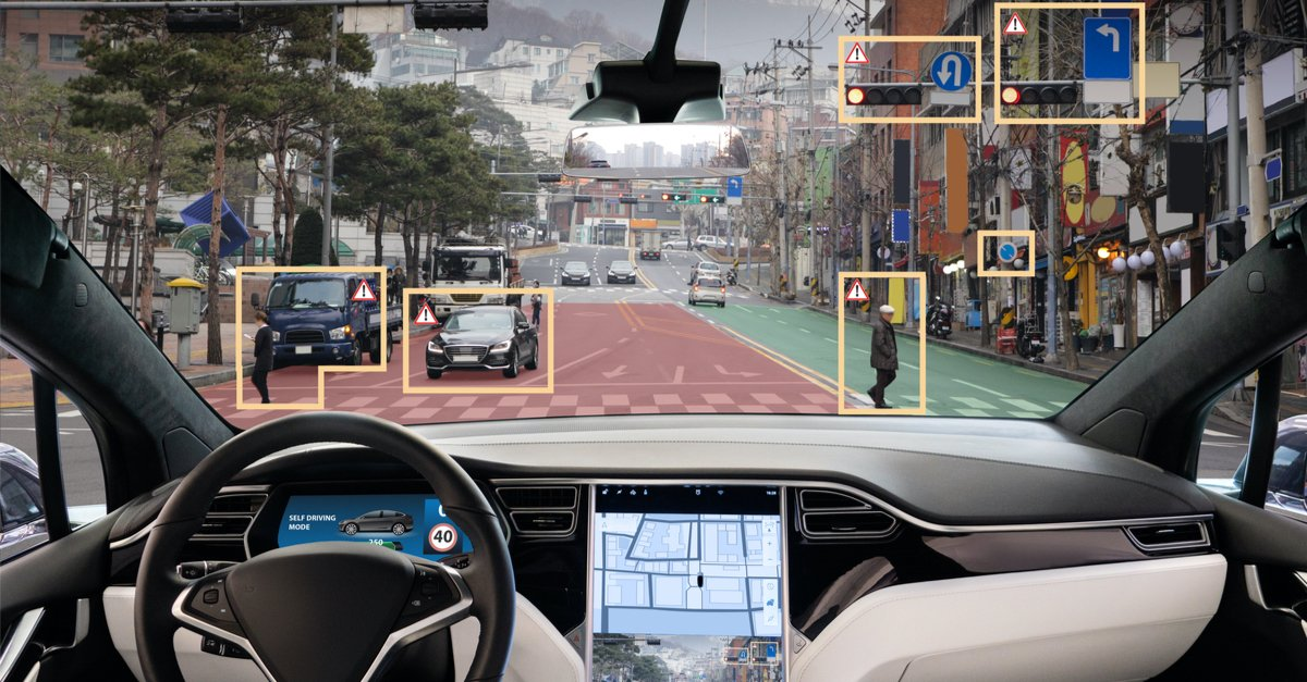 How Autonomous Cars Learn to See