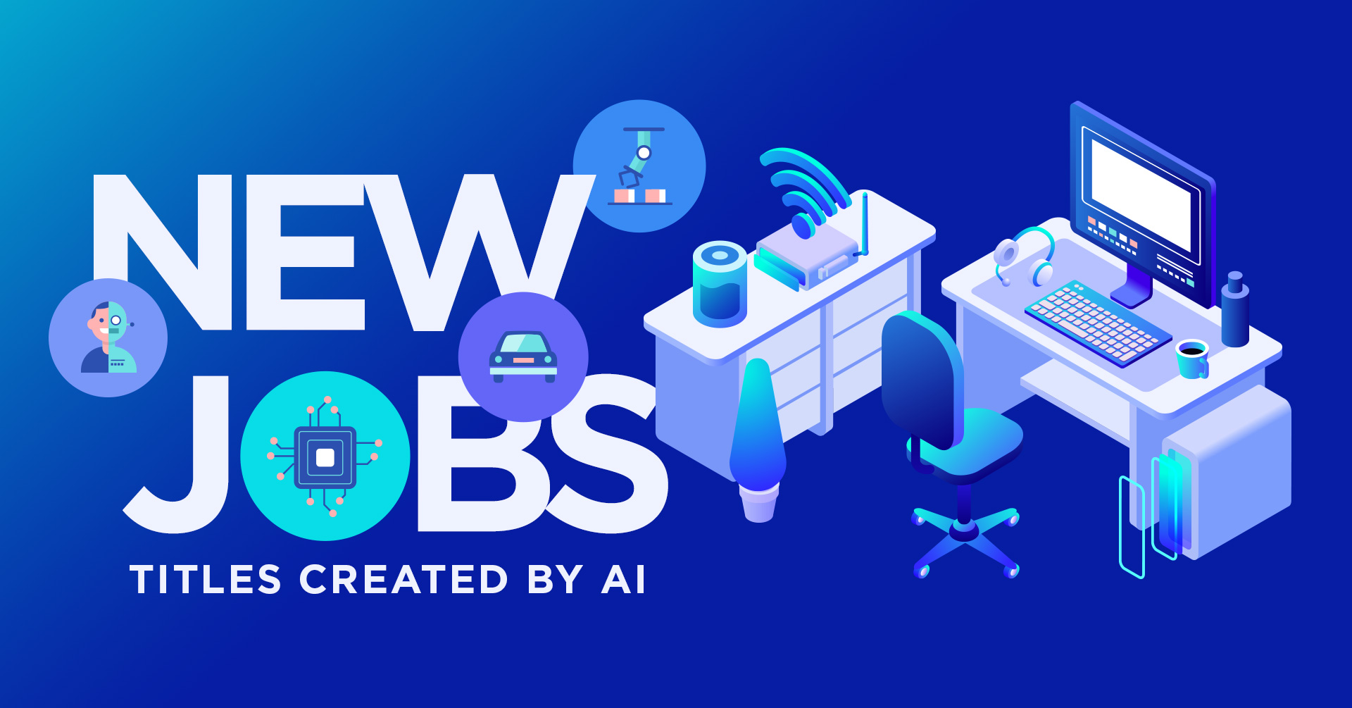 New Job Titles Created by AI