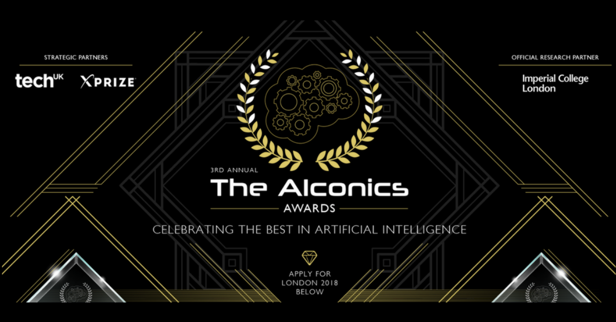 CloudFactory Calls for Entries to AIconics Awards at London Tech Week