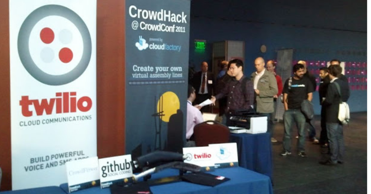 CloudFactory is organizing hackathon at CrowdConf