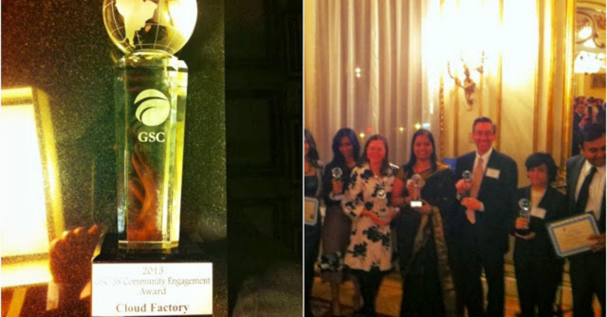 CloudFactory Honored for Leadership in Impact Sourcing