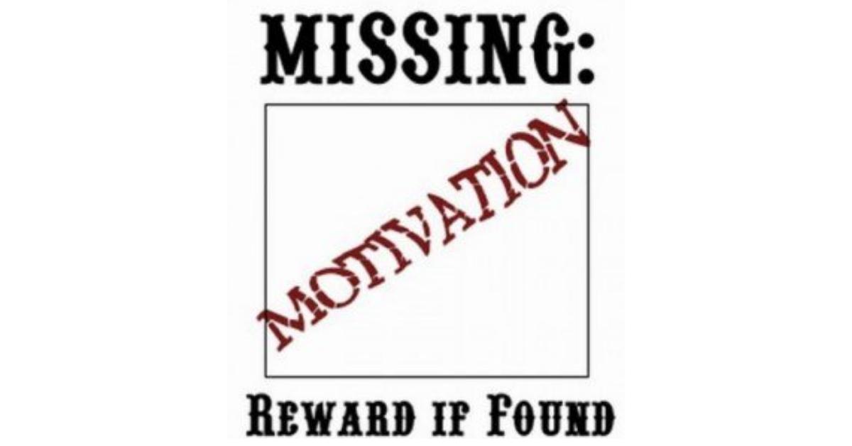 Motivation: The Missing Element Unlocked