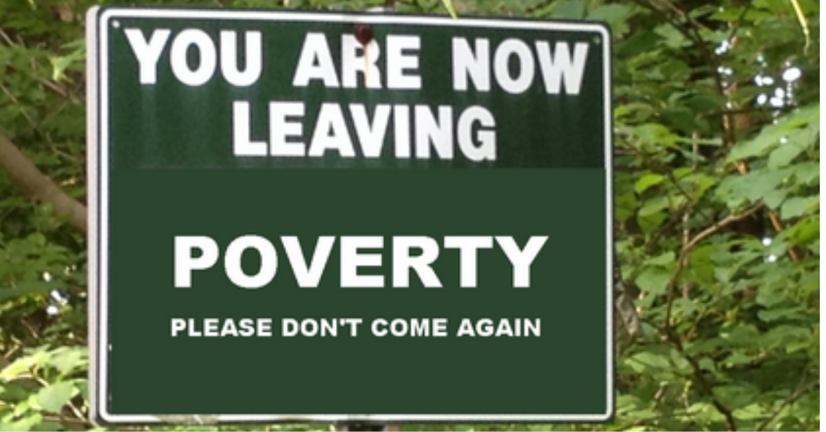 Leaving Poverty
